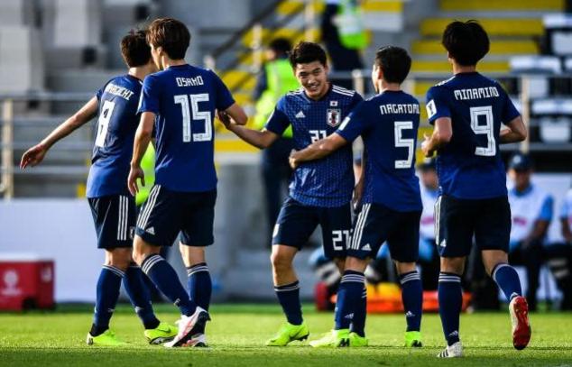亚洲杯战报-日本3-2战胜土库曼斯坦 钟大迫勇双响钟堂安律破门
