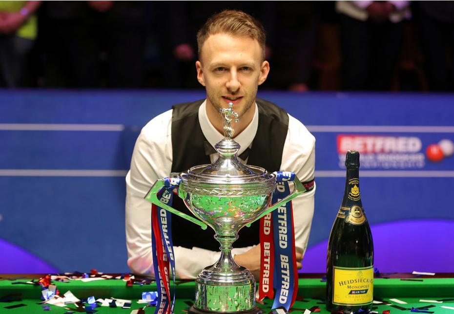 斯诺克世锦赛特鲁姆普18-9击败希金斯夺冠  职业生涯第11个排名赛冠军