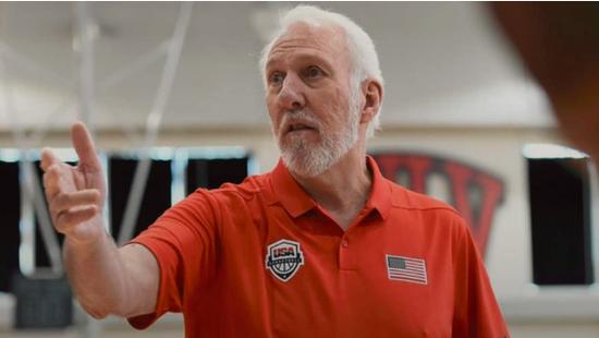 美国男篮公布2019世界杯15人名单 沃克+洛里领衔