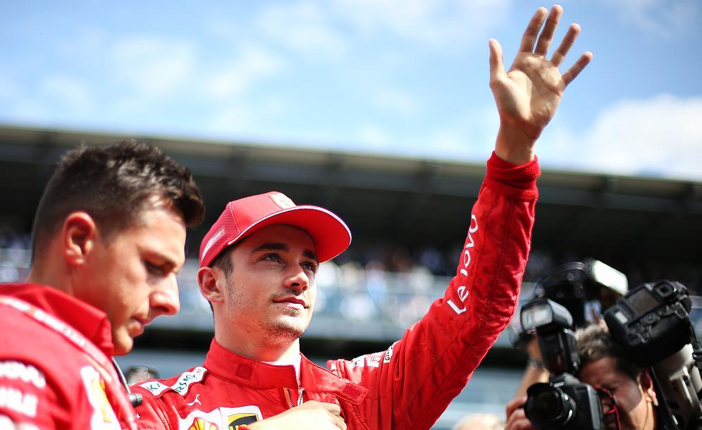 F1意大利站勒克莱尔夺冠 破法拉利8年本土冠军荒