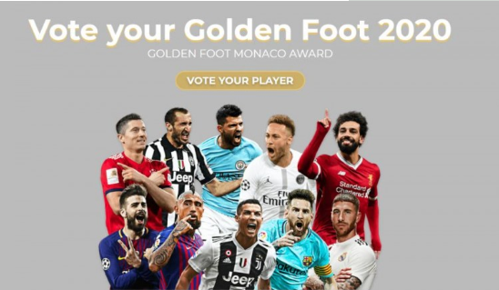 2020金足奖候选名单发布:梅西C罗入选 内马尔在列