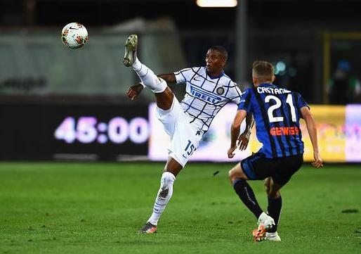 意甲-国际米兰2-0亚特兰大夺亚军 两队携手进军欧冠