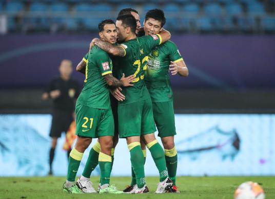 中超-北京国安3-3闷平河北华夏幸福 马尔康进争议点球