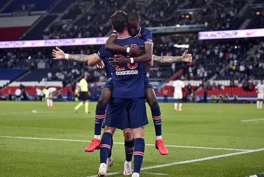 法甲-巴黎1-0小胜梅斯取得赛季首胜 德拉克斯勒93分钟绝杀