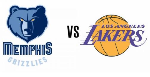 NBA-湖人108-94灰熊取3连胜 詹姆斯22+13+8 浓眉17+9