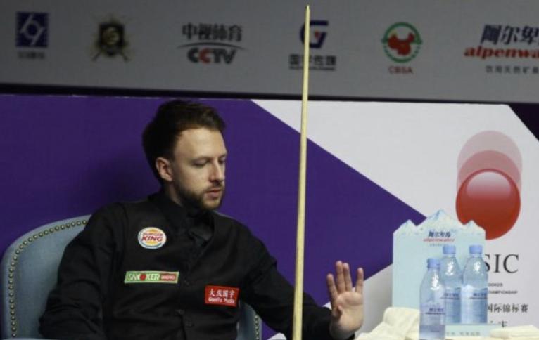球员锦标赛特鲁姆普5-6宾汉姆 卫冕冠军首轮出局