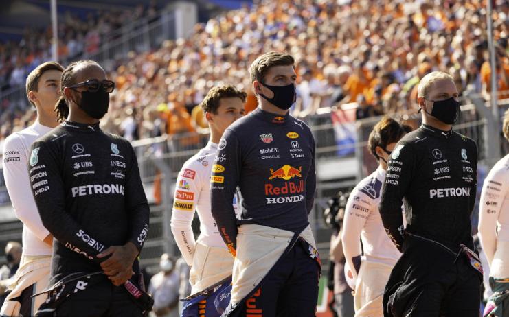 F1荷兰站:维斯塔潘主场夺冠 汉密尔顿位列第二