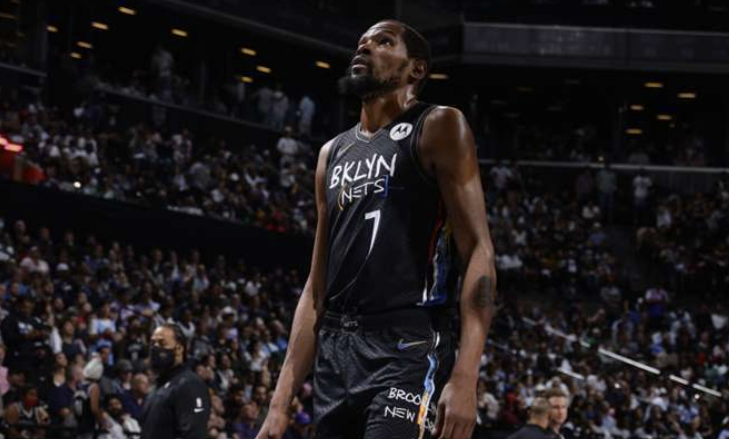 NBA官方评选现役30大球星:KD登顶 字母詹皇位列二三