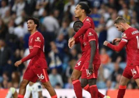 英超-利物浦前瞻:萨拉赫冲红军英超百球 马内欲比肩德罗巴