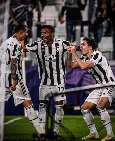 欧冠-尤文1-0战胜切尔西居头名 小基耶萨爆射一击制胜