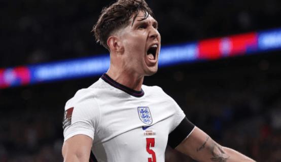 世预赛-英格兰1-1战平匈牙利 卢克肖送点斯通斯扳平