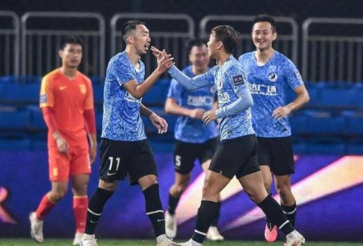 足协杯-林良铭破门汪晋贤绝杀 大连人2-1战胜中国U20